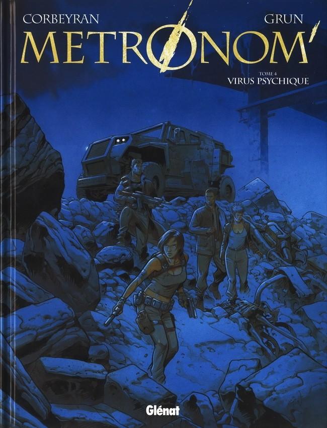 Metronom' - Tomes 1 à 5