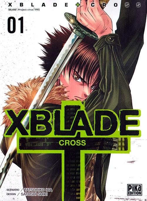 [MANGA] XBlade/ XBlade Cross Couv_201251