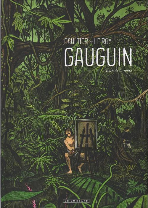 Gauguin Loin de la route One shot CBR