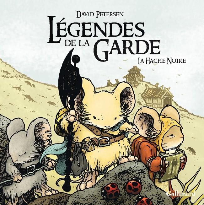 Legendes de la garde - 4 Tomes - PDF