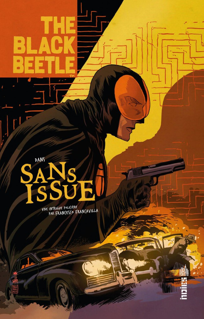 Couverture de Black Beetle (The) -1- Sans issue