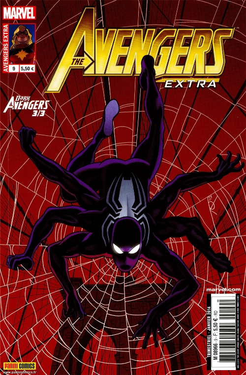 Avengers Extra (The) Tome 9 : Dark Avengers 3/3