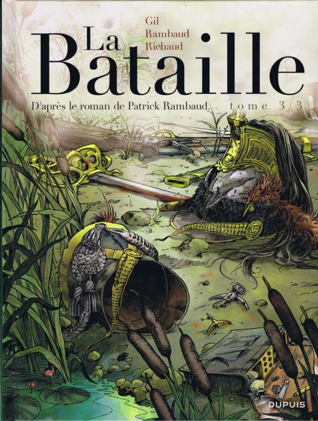 La Bataille tome 3