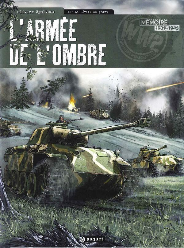 L'Armée de l'ombre Tomes 1 à 3 PDF