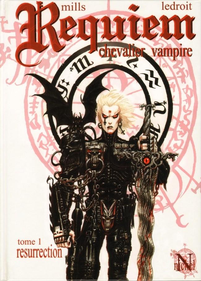 Requiem, Chevalier Vampire Couv_2088