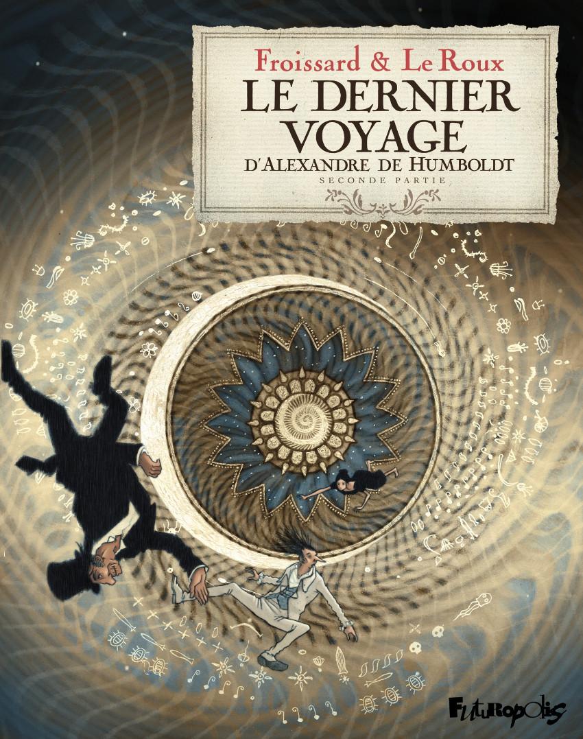 Le Dernier voyage-Tome2