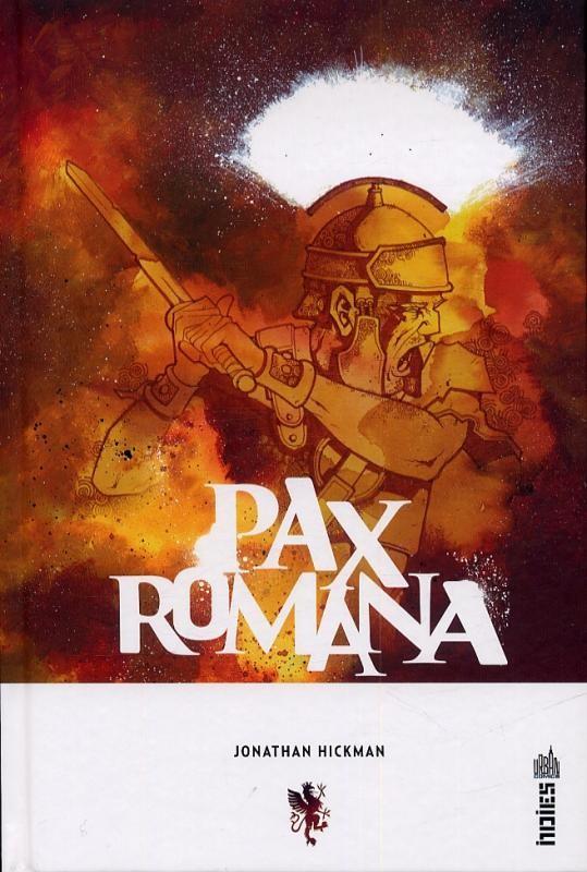Couverture de Pax Romana