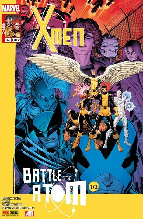 X-Men (Marvel France 4e série) Tome 9B : La Bataille de l'Atome (1/2)