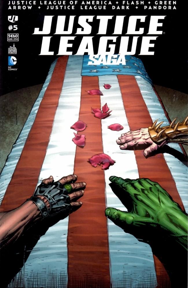 Justice League Saga Tome 5 (2014)