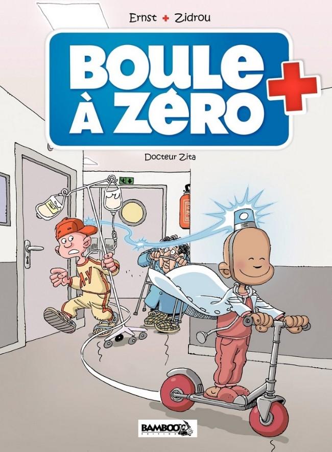 Couverture de Boule à zéro -3- Docteur Zita