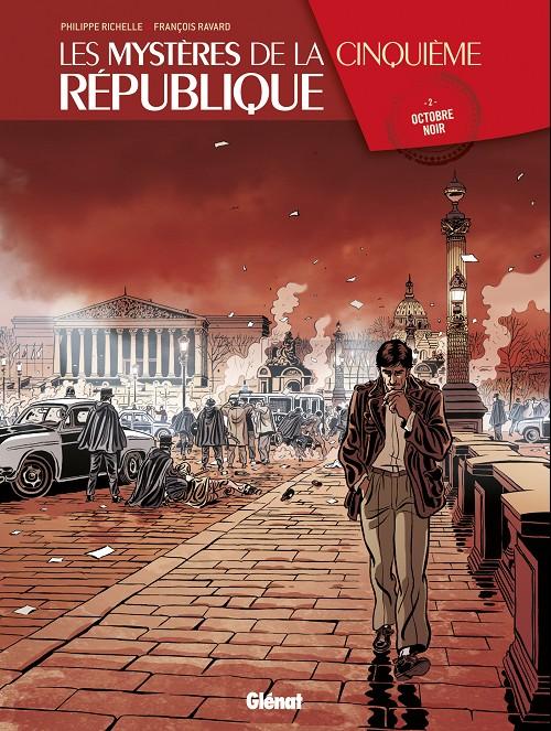 Les Mystères de la 5eme République Tome 2