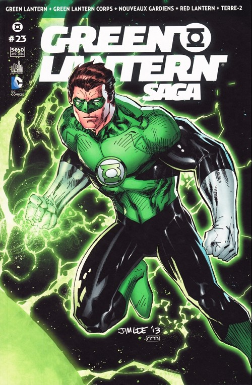 Green Lantern Saga Tome 23 (2014)