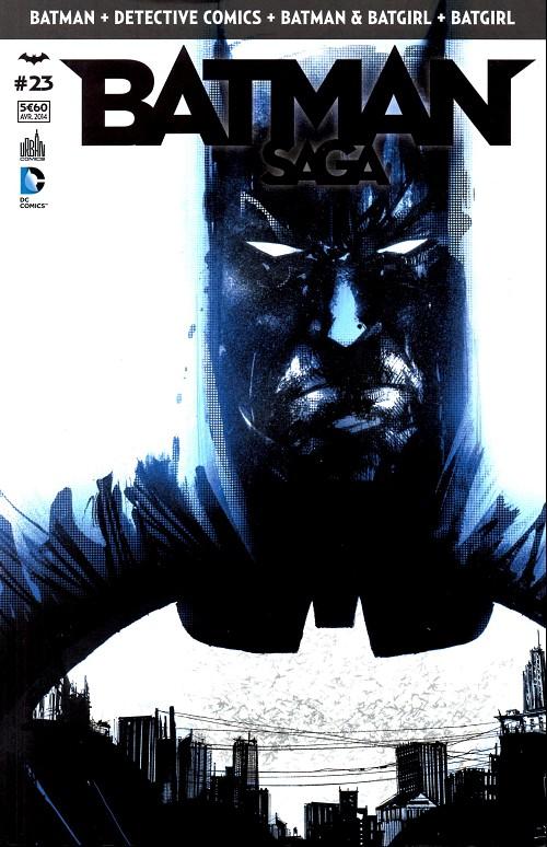Batman Saga Tome 23 (2014)