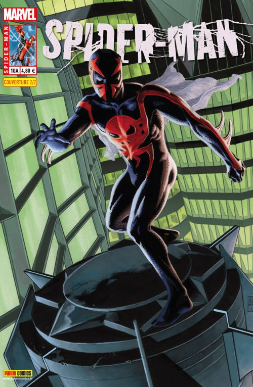 Spider-Man (Marvel France 4e série) Tome 10B : Faux-semblants