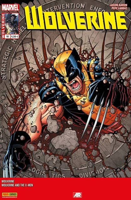 Wolverine (Marvel France 4e s�rie) Tome 10 : Soup�ons