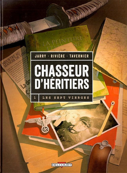 Chasseur d'Héritiers Tome 1