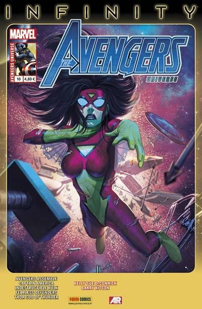 Avengers Universe (The) (Marvel France) Tome 10 : Egoïsme (2014)