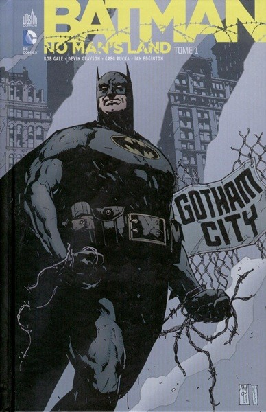 Couverture de Batman - No Man's Land -1- Tome1