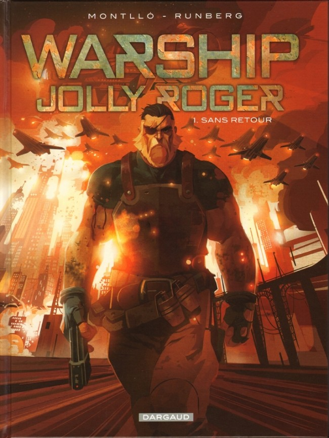 Warship Jolly Roger 3 tomes