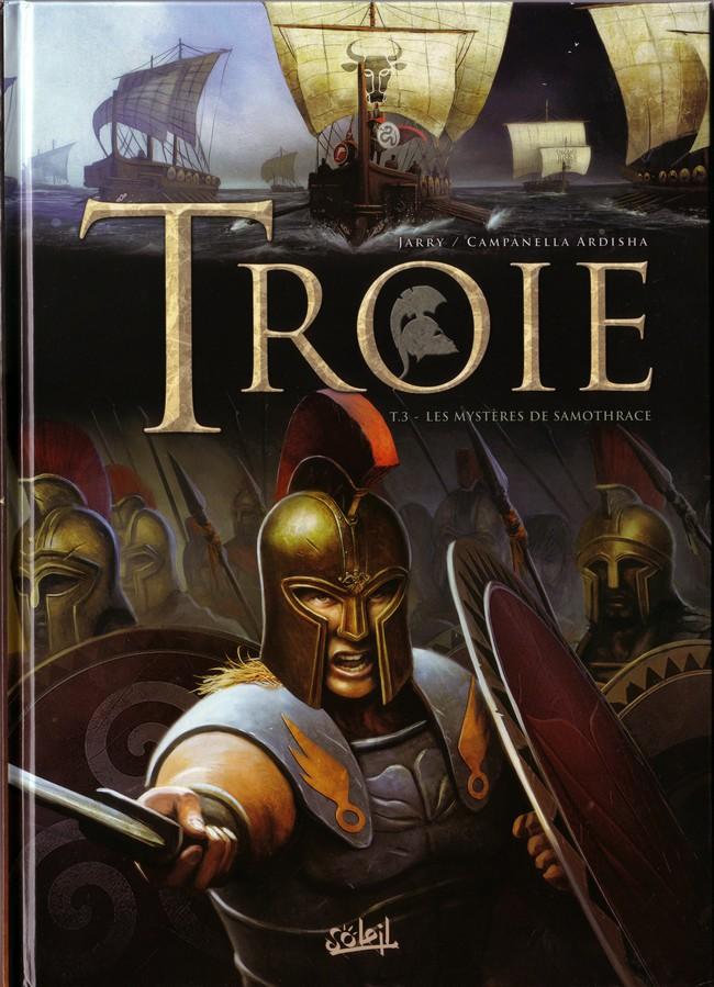 Troie - 4 Tomes