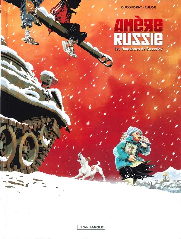 Amère Russie Tome 1
