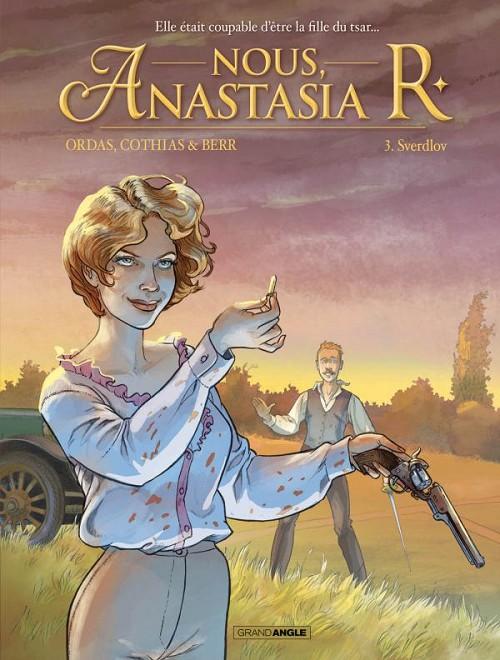 Nous, Anastasia R. Tome 3 PDF