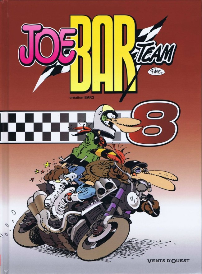 Joe Bar Team Tome 8 2014