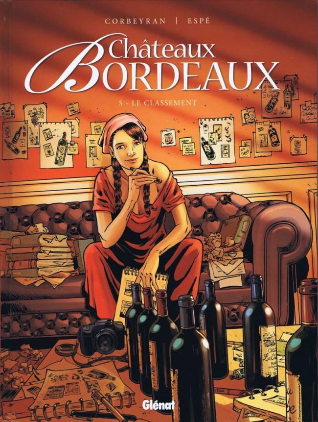 Châteaux Bordeaux Tome 5 : Le Classement UP