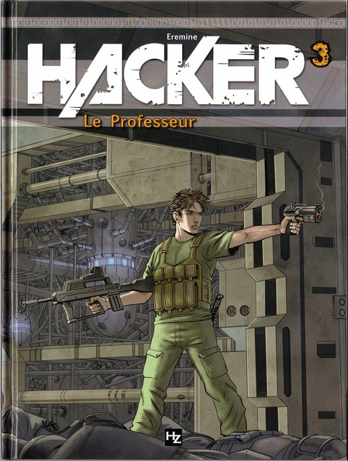 Hacker - 3 tomes