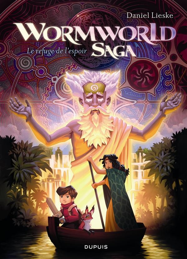 Wormworld saga - Tome 2