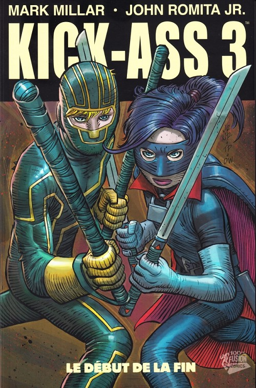 Kick-Ass 3 2. Le D�but de la fin (2014)
