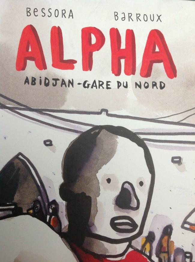 Alpha Abidjian Gare du Nord