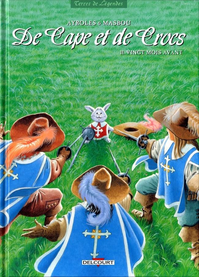 De Cape et de Crocs Tome 11