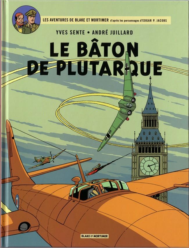 Blake et Mortimer - 23 - Le bâton de Plutarque
