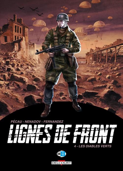 Lignes de Front T4 - Les Diables verts