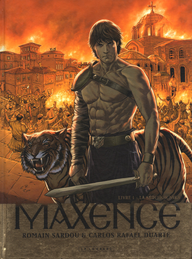 Maxence Tome 1
