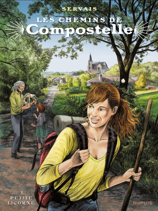 Les Chemins de Compostelle Tome 1 PDF