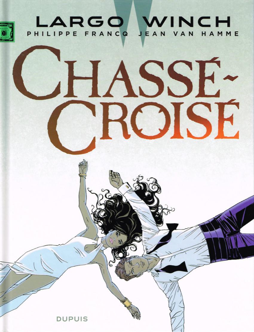 Largo Winch - 19 - Chassé-Croisé