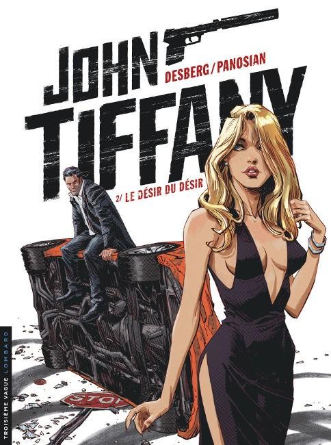 John Tiffany 2 Tomes