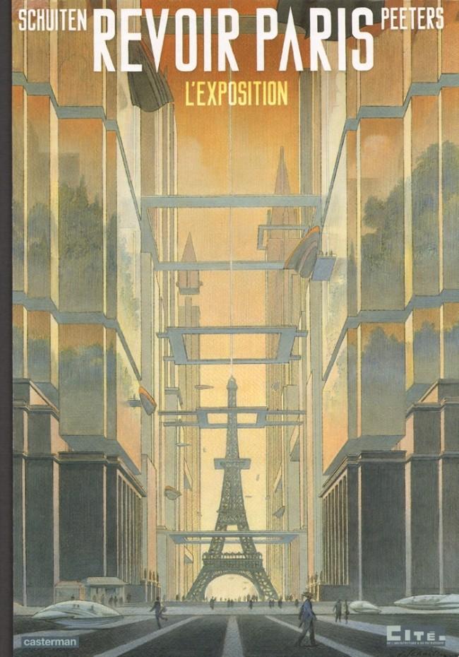 Revoir paris bd informations cotes for Architecture fantastique