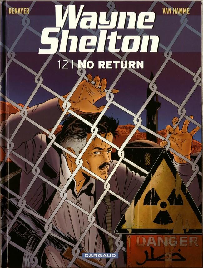 Wayne Shelton Tome 12