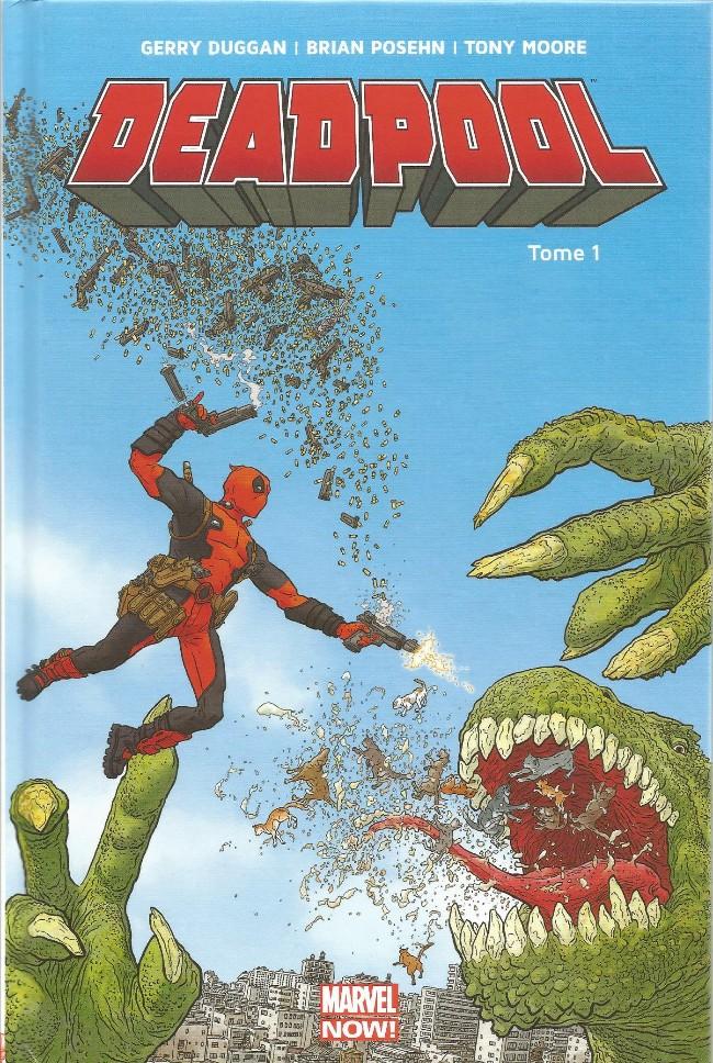 Couverture de Deadpool (Marvel Now!) -1- Deadpool Président !