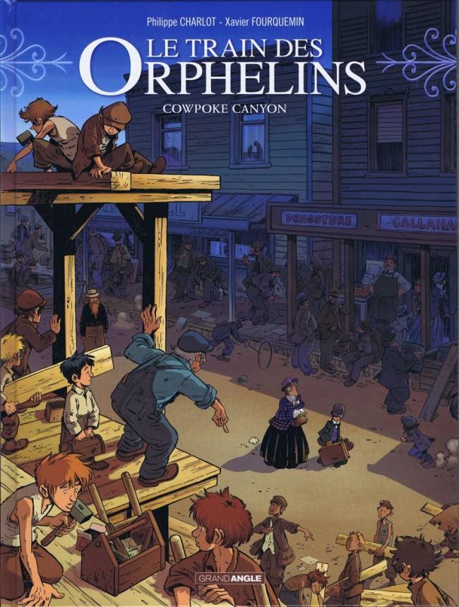 Le Train des Orphelins Tome 5