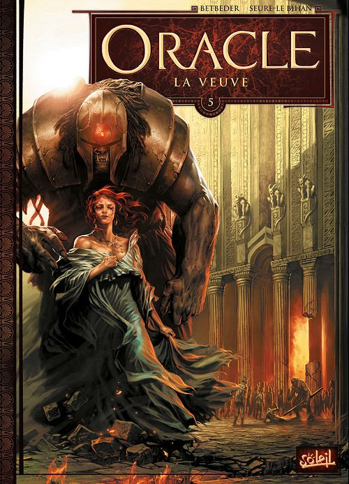 Oracle Tome 5 PDF