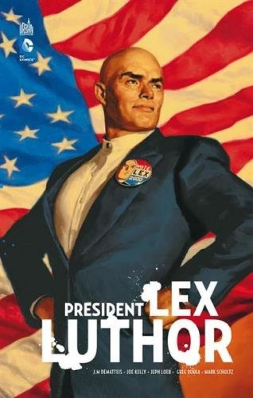Pr�sident Lex Luthor One-Shot
