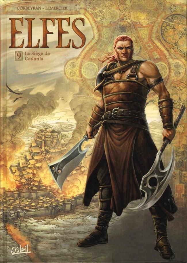 Elfes 9 - Le Siege de Cadanla