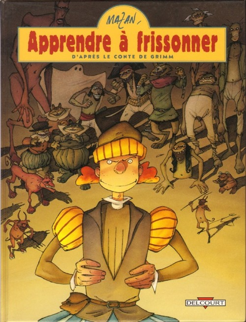 Apprendre à frissonner One shot