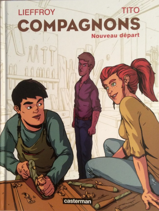Compagnons One shot PDF