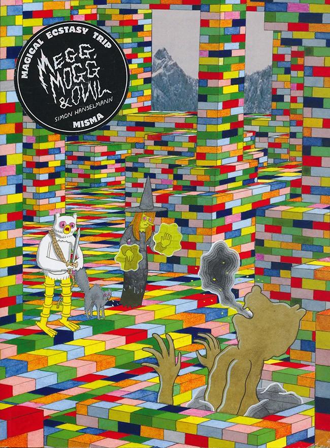 Megg Mogg & Owl - T01 et T02 - CBR