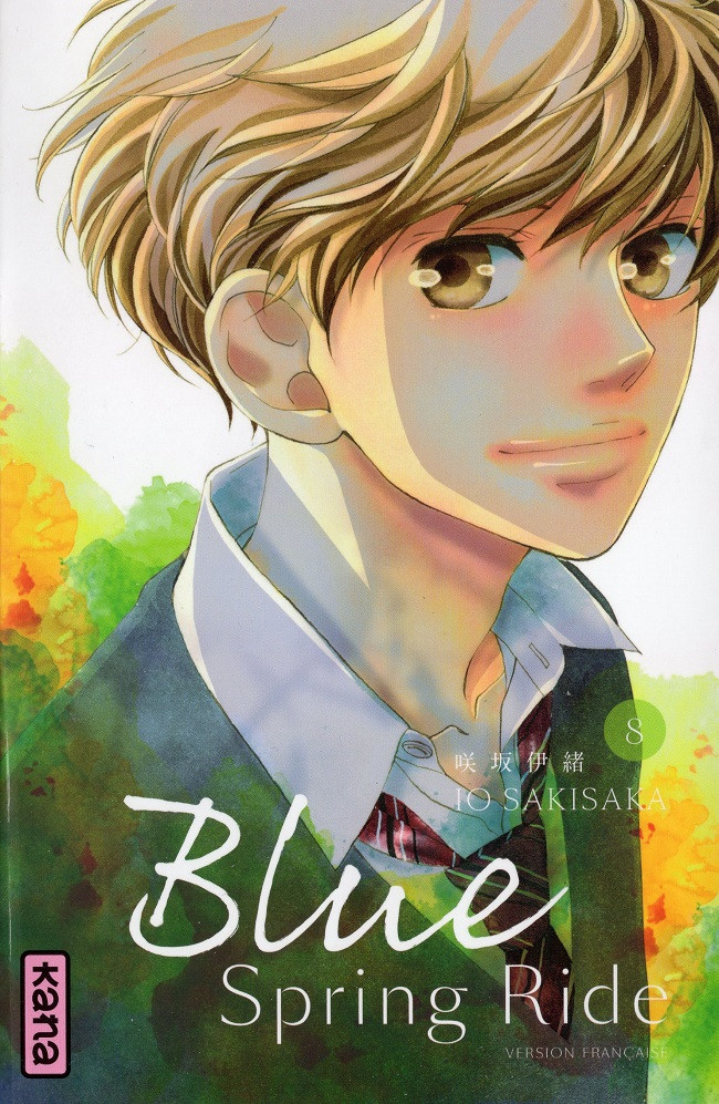 [MANGA/ANIME] Blue Spring Ride (Ao Haru Ride) Couv_236526